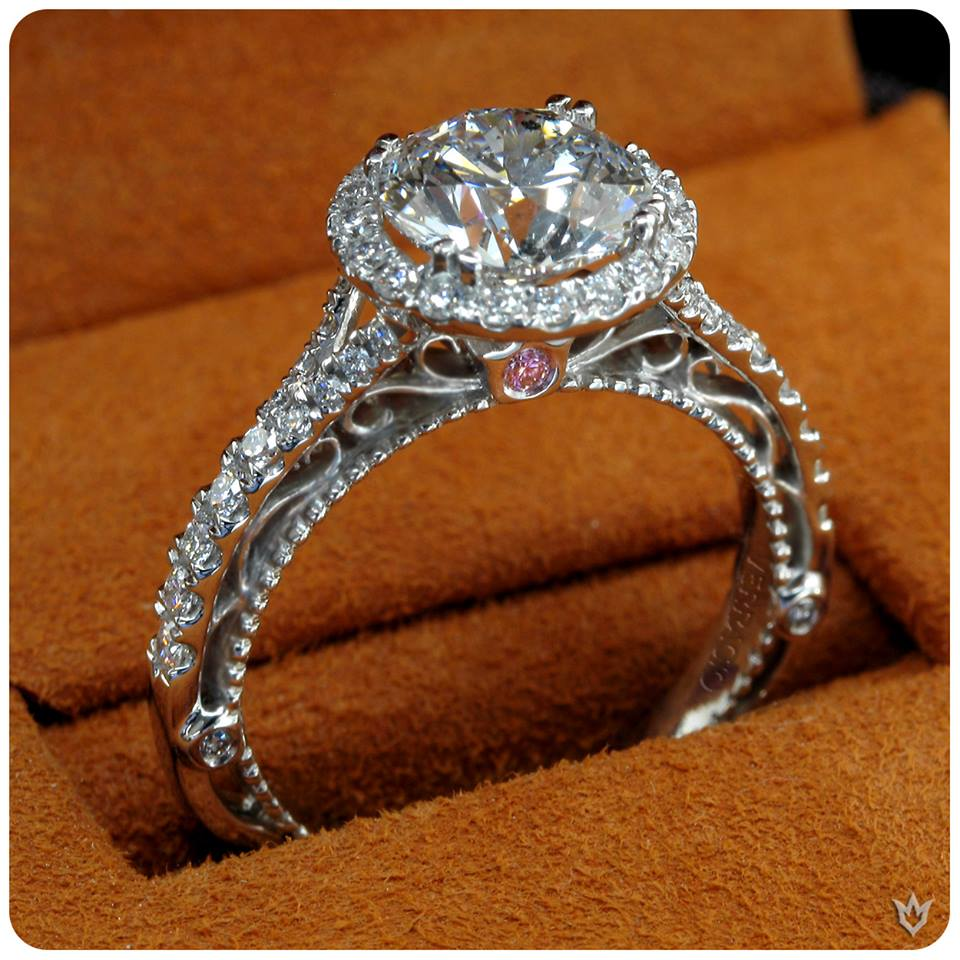 Verragio - Venetian_5057R.jpg - brand name designer jewelry in Elmhurst, Illinois