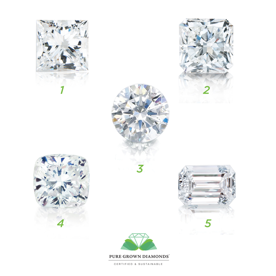 Cottage Hill Diamonds Elmhurst: 4 Things To Know About Pure Grown Diamonds