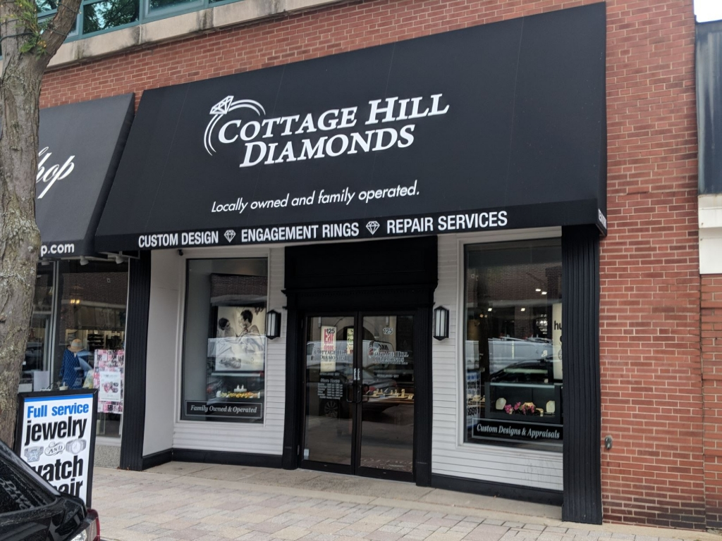 Cottage Hill Diamonds Store front